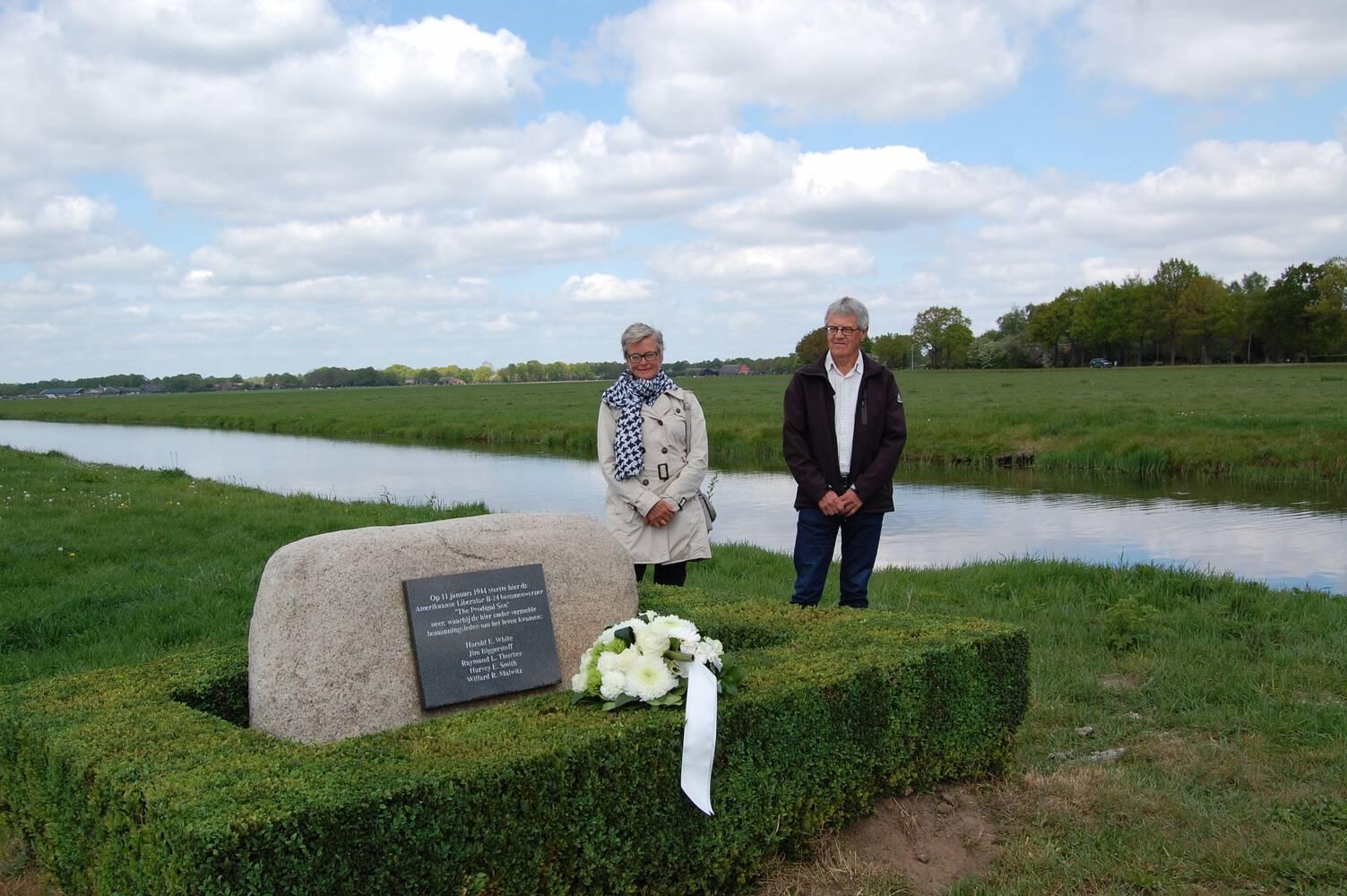 Dwingels Eigen herdenkt oorlogslachtoffers WO II