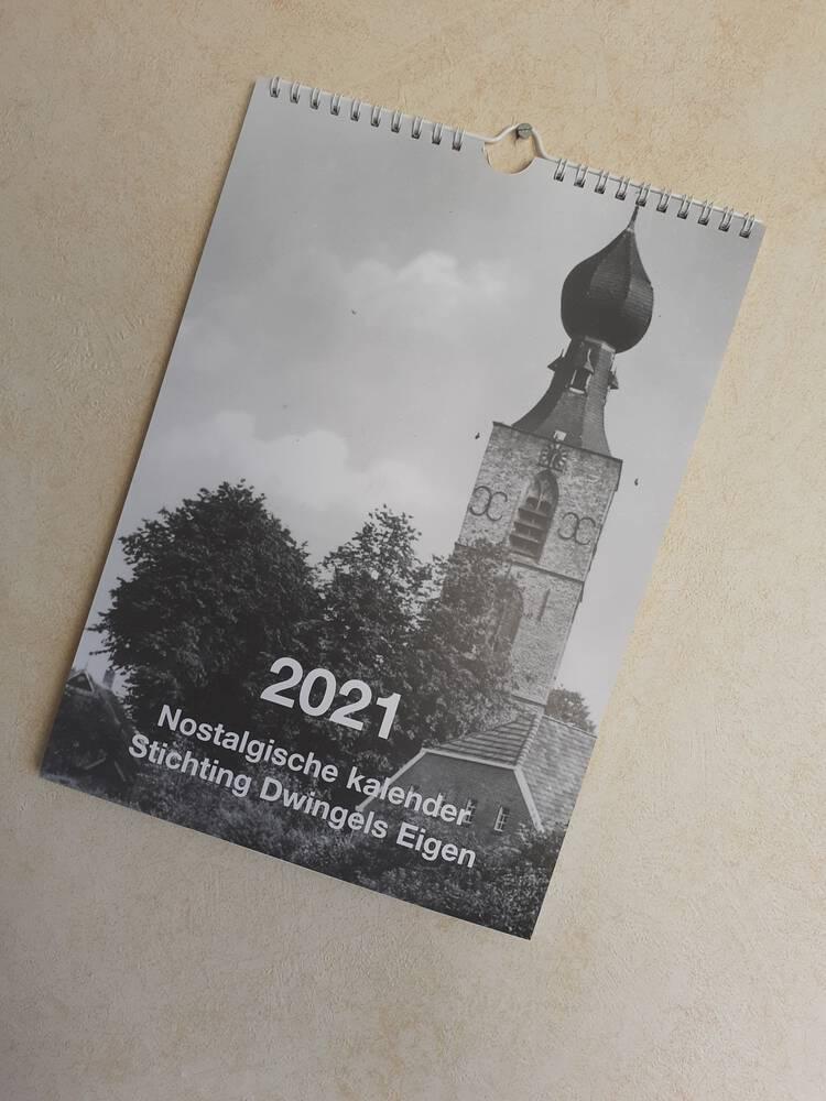 Nostalgische kalender 2021