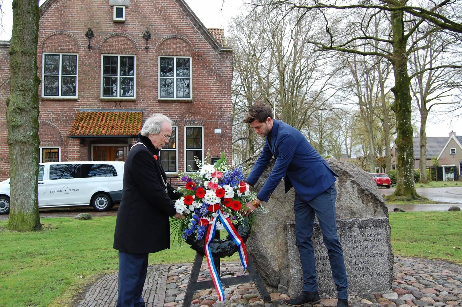 Dwingels Eigen herdenkt oorlogslachtoffers