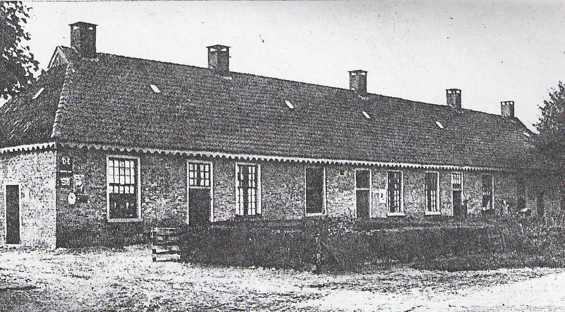 Franse Huizen (Entingeweg 2 t/m 6)