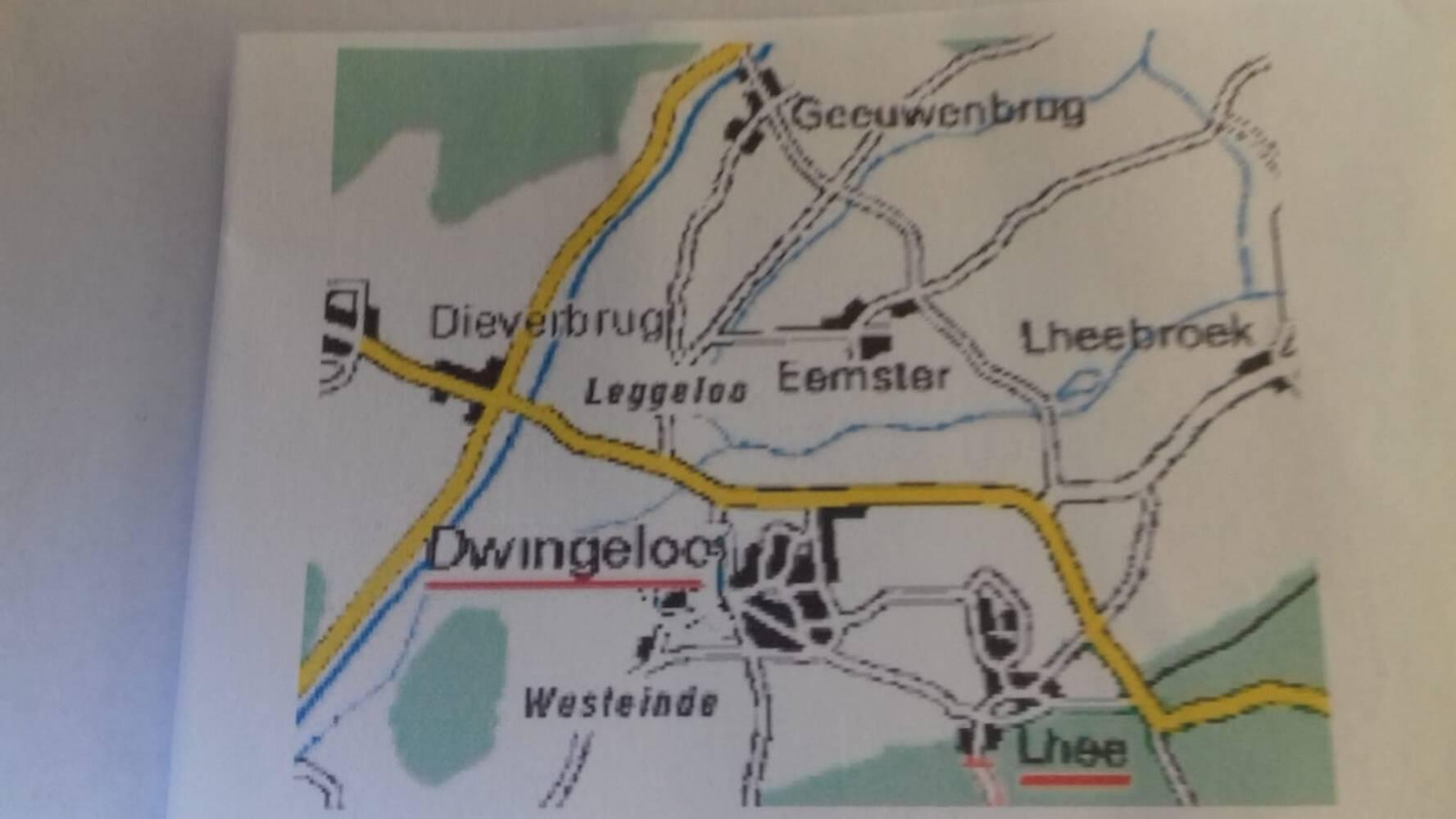 Historie van Dwingeloo
